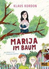 Marija im Baum Cover