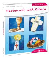 Fastenzeit und Ostern den Kindern erklärt Cover