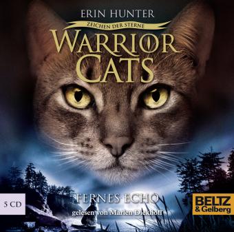 Warrior Cats, Zeichen der Sterne, Fernes Echo, 5 Audio-CDs