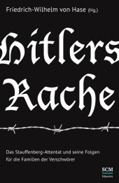Hitlers Rache Cover