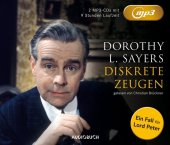 Diskrete Zeugen, 2 MP3-CDs Cover