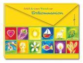 Erfüll dir einen Wunsch zur Erstkommunion Cover