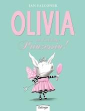 Olivia ist doch keine Prinzessin! Cover