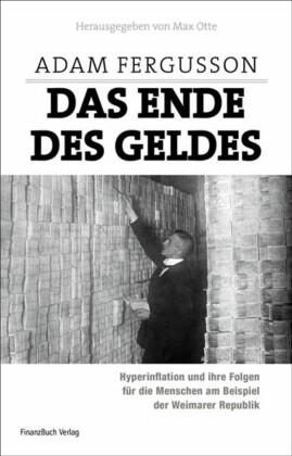 Das Ende des Geldes