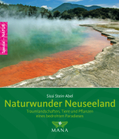 Naturwunder Neuseelands Cover