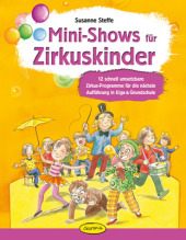Mini-Shows für Zirkuskinder Cover