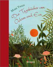 Die Tagebücher von Adam und Eva Cover