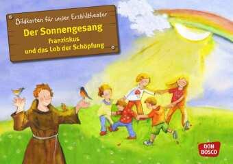 Der Sonnengesang. Franziskus und das Lob der Schöpfung, Kamishibai Bildkartenset