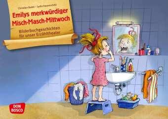 Emilys merkwürdiger Misch-Masch-Mittwoch, Kamishibai Bildkartenset