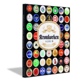 Kronkorken-Album PRESSO für 64 Kronkorken