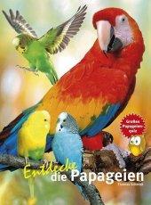 Entdecke die Papageien Cover