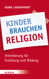 Kinder brauchen Religion Cover