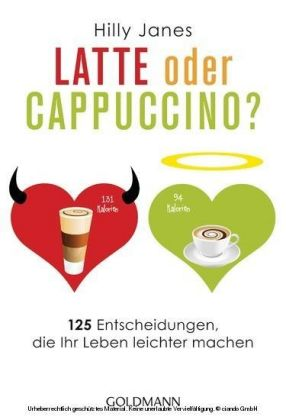 Latte oder Cappuccino?