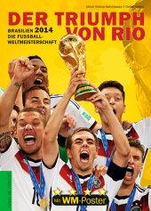 Der Triumph von Rio Cover
