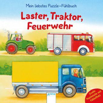 Laster, Traktor, Feuerwehr