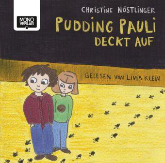 Pudding Pauli deckt auf, 2 Audio-CDs