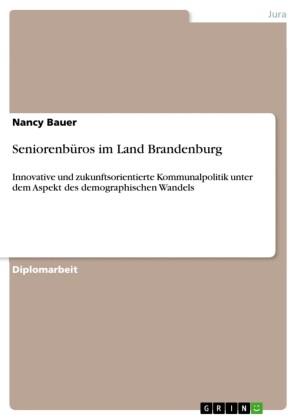 Seniorenbüros im Land Brandenburg