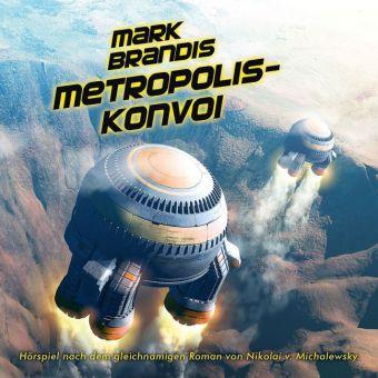 Metropolis-Konvoi, 1 Audio-CD
