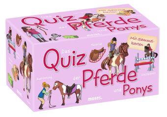 Das Quiz der Pferde und Ponys (Kinderspiel)