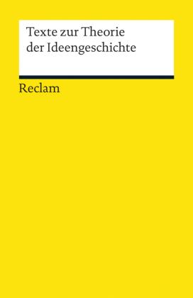 Texte zur Theorie der Ideengeschichte