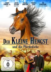 Der kleine Hengst und die Pferdediebe, 1 DVD Cover