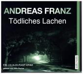Tödliches Lachen, 6 Audio-CDs Cover