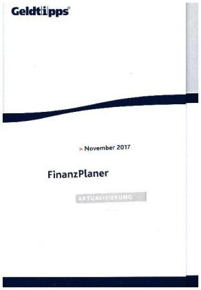 Der FinanzPlaner, CD-ROM