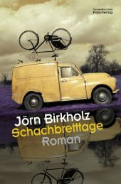 Schachbretttage Cover