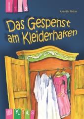 Das Gespenst am Kleiderhaken - Lesestufe 3 Cover