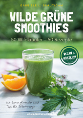 Wilde grüne Smoothies Cover
