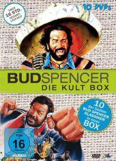 Bud Spencer, die Kult Box, 10 DVDs Cover