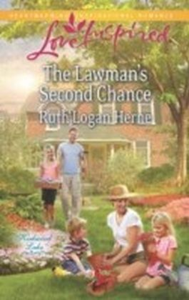 Lawman's Second Chance (Mills & Boon Love Inspired) (Kirkwood Lake - Book 1)