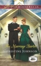 Marriage Barter (Mills & Boon Love Inspired Historical) (Orphan Train - Book 2)