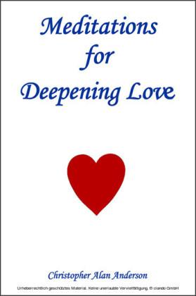 Meditations for Deepening Love