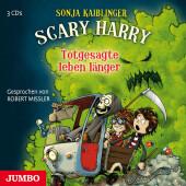 Scary Harry - Totgesagte leben länger, 3 Audio-CDs