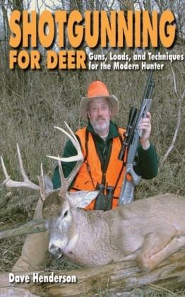 Shotgunning for Deer