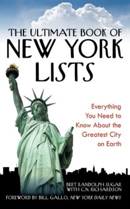 Ultimate Book of New York Lists
