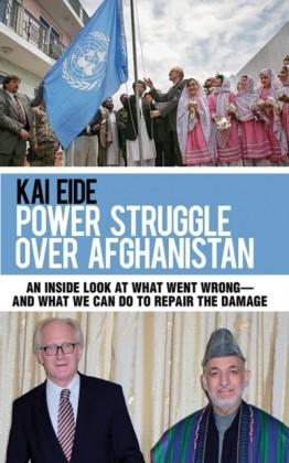 Power Struggle Over Afghanistan