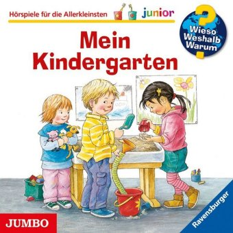 Mein Kindergarten, 1 Audio-CD