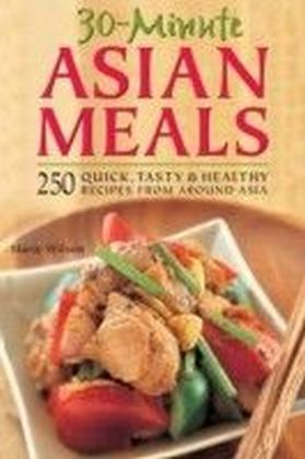 30-Minute Asian Meals