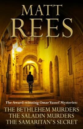 Award-winning Omar Yussef Mysteries