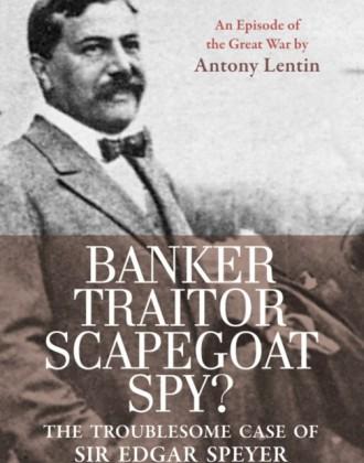 Banker, Traitor, Scapegoat, Spy?