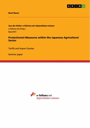 Protectionist Measures within the Japanese Agricultural Sector