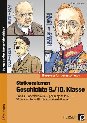 Stationenlernen Geschichte 9./10. Klasse