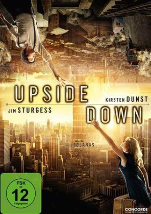 Upside Down, 1 DVD