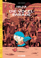 Hilda und die Vogelparade Cover