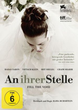 An ihrer Stelle - Fill the Void, 1 DVD