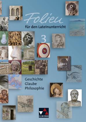 Folien für den Lateinunterricht 3, m. 1 Beilage, m. 1 Buch
