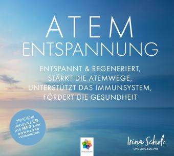 Atementspannung, 2 Audio-CDs + Bonus-MP3s zum Download
