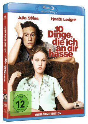 10 Dinge die ich an Dir hasse, 1 Blu-ray